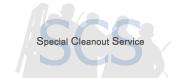 SCS -Special Cleanout Service-
